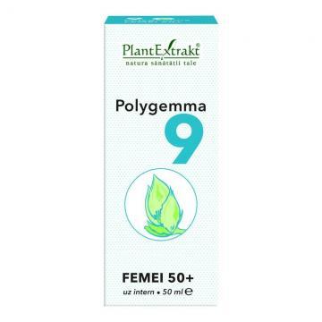 Polygemma 9  Femei 50+  50 ml