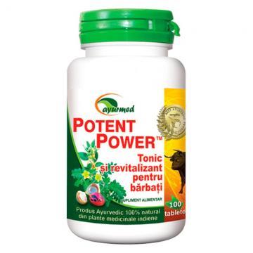 Potent Power 100 tb