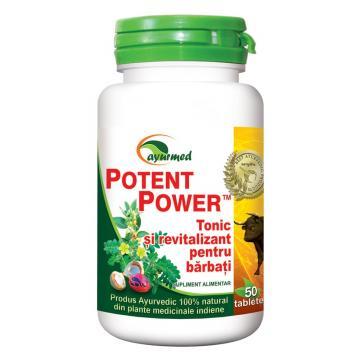 Potent Power 50 tb