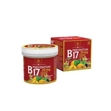 Preventum Vitamina B17   70mg  75cps