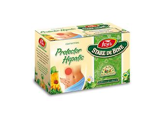 Ceai Protector Hepatic 20 plicuri