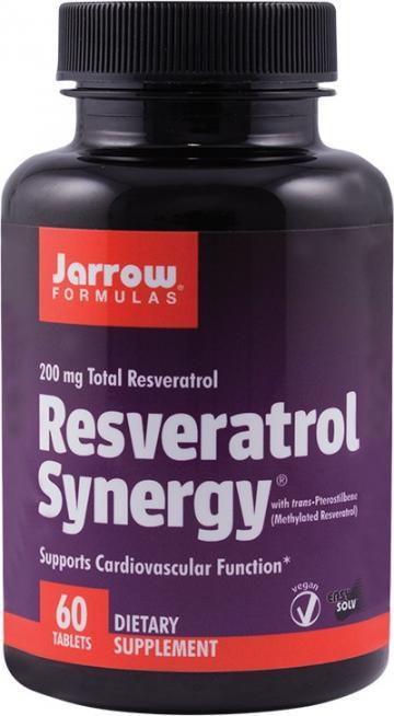 Resveratrol Synergy® 200mg   60tb Vegetale