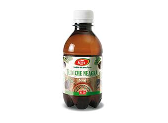 Sirop Ridiche Neagră, R28  250 ml