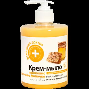 Sapun lichid cremos cu extract de propolis si laptisor de matca