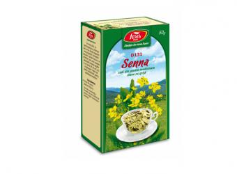 Senna, frunze, D131, ceai la pungă