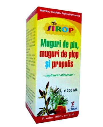 Sirop Muguri De Pin 200 ml