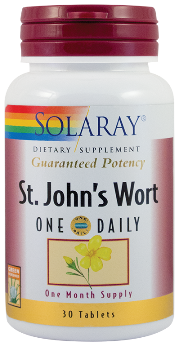 St. John s Wort (Sunatoare) 900mg   30tb