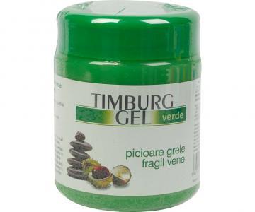 Timburg gel castane (verde) - 500 gr