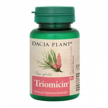 Triomicin 60 cpr masticabile