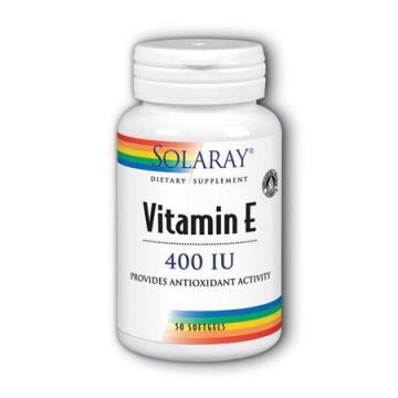 Vitamin E 400iu  50 cps