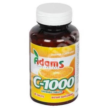 Vitamina C 1000 mg 30 tb