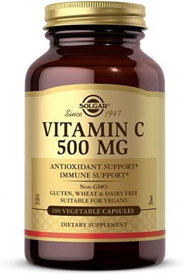 Vitamina C 500 mg 100 cps