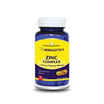 Zinc Complex 30 cps